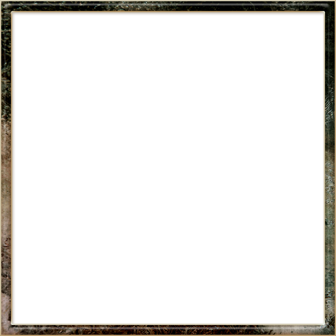 Square Marble Frames | aka Jilbert