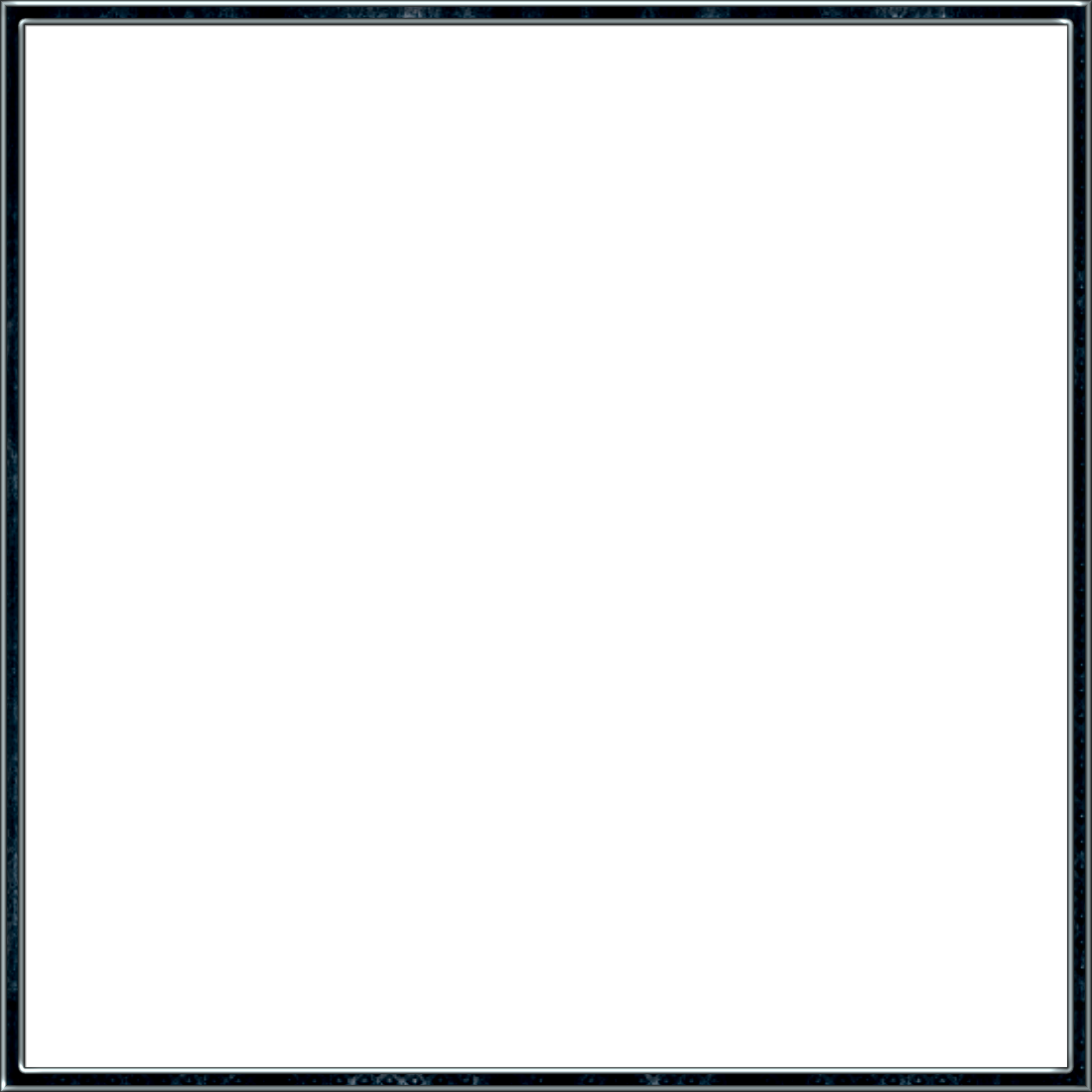 Black Glasses Frame Png : Ten More Square Frames with Their Layer Styles aka Jilbert